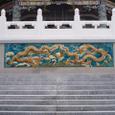 媽祖廟階段レリーフ