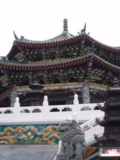媽祖廟本殿2